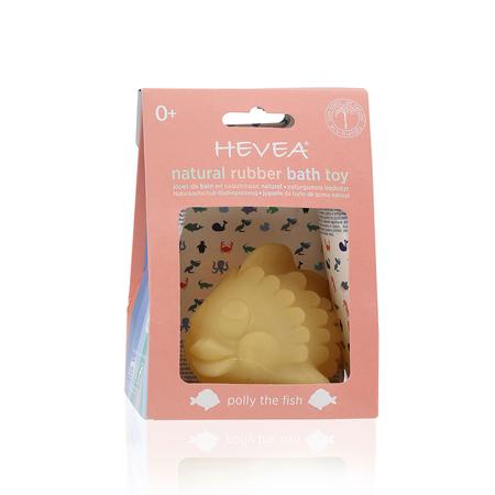 Hevea® Pesce Polly in gomma naturale