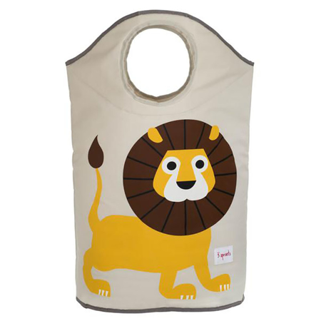 Picture of 3Sprouts Laundry Hamper - Lion