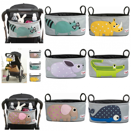 Picture of 3Sprouts® Stroller Organizer Rhino