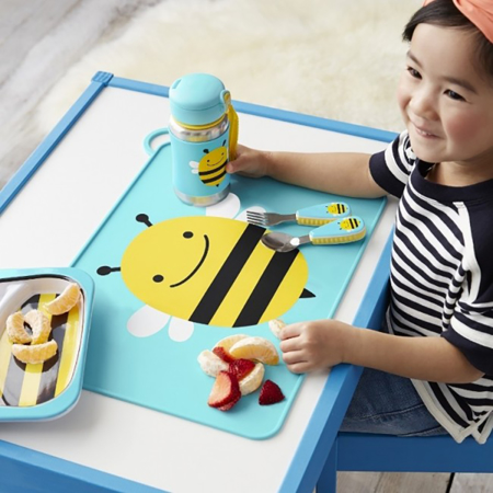 Picture of Skip Hop® Fork&Spoon Bee