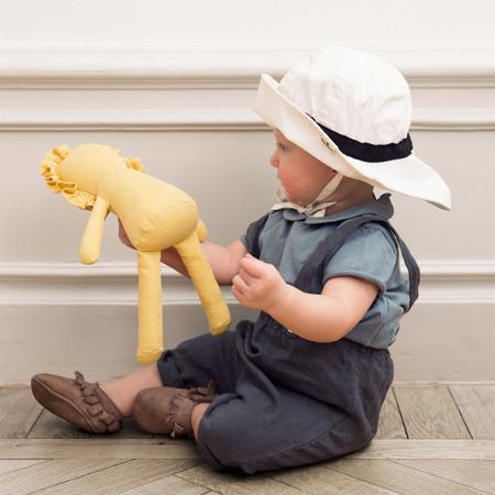 Slika Elodie Details® Klobuček z UV zaščito Precious Preppy