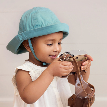 Immagine di Elodie Details® Cappellino con protezione UV Pretty Petrol