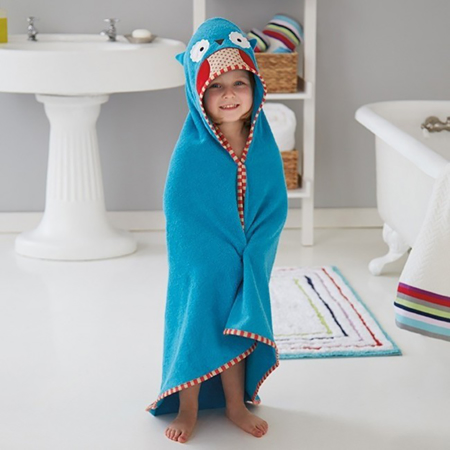 Picture of Skip Hop® Hooded Towel Owl 85x85