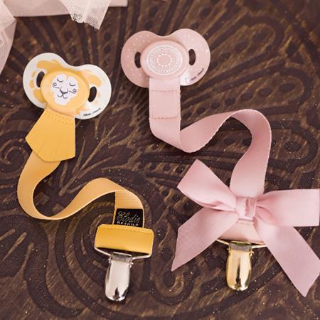 Elodie Details® Ciuccio Powder Pink 3+m