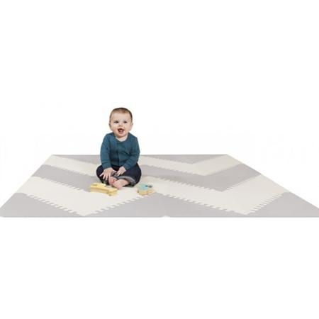 Immagine di Skip Hop® Tappeto gioco puzzle Grey/Cream