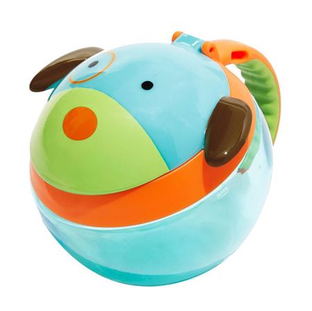 Slika Skip Hop® Posodica za prigrizke Kuža