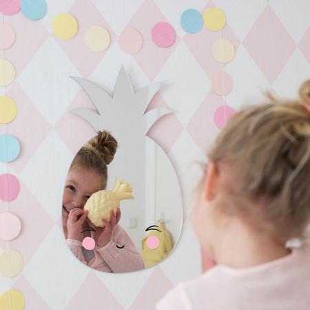 Slika A Little Lovely Company® Ogledalo Ananas