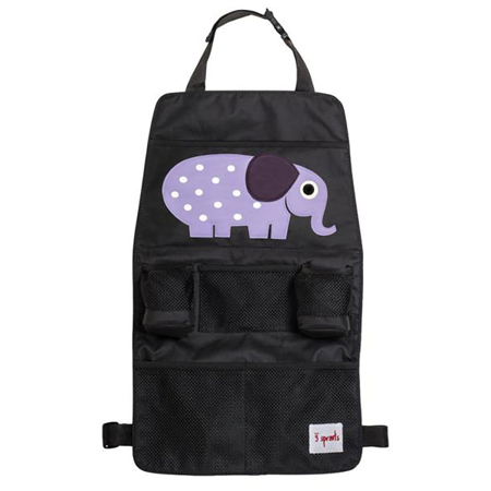 Picture of 3Sprouts® Backseat Car Organizer Elephant