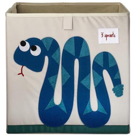 3Sprouts® Contenitore giocattoli Serpente