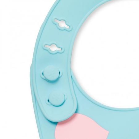 Immagine di Skip Hop® Bavaglino in silicone Unicorno