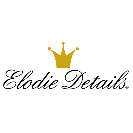 Picture of Elodie Details® Kapa Gilded Petrol Silver