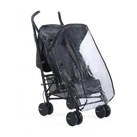 Mima® Passeggino con parapioggia Bo Black