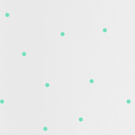 Immagine di Pick Art Design® Adesivo da parete Circoli Mint