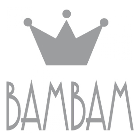 BamBam® Lesena glasbena skrinjica vrtiljak