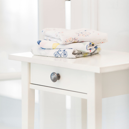 Immagine di Aden+Anais® Set di 3 pannolini tetra Leader of the Pack 70x70