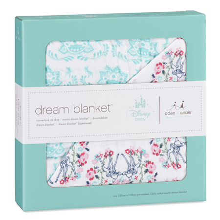 Picture of Aden+Anais Classic Dream Blanket - Bambi