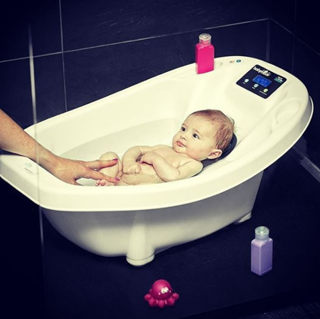 Picture of Aquascale® 3In1 Digital Baby Bath