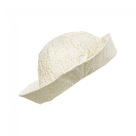 Picture of Elodie Details Sun Hat - Gold Shimmer