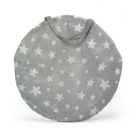 Kids Concept® Tunnel Play Star Grey