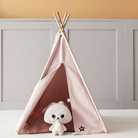 Immagine di Kids Concept® Mini tenda Tipi Pink