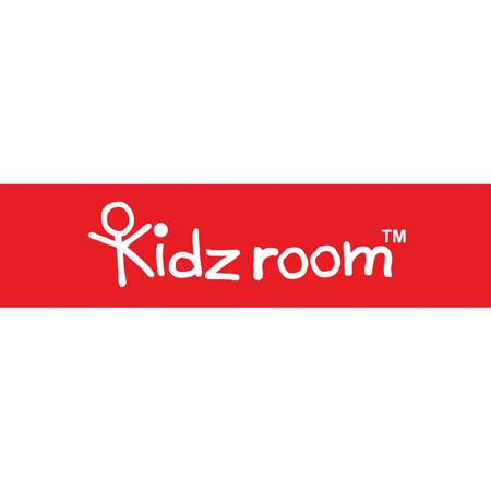 Kidzroom® Okrogel nahrbtnik Fearless Pink