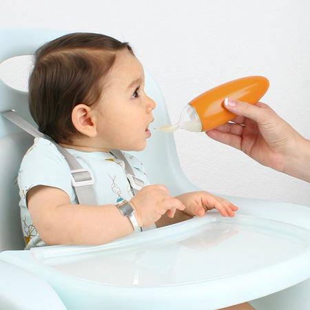Boon® Cucchiaio dispenser Squirt Verde