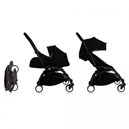 Immagine di Babyzen® YOYO+ Passeggino per bambini 6+ Black Black Frame