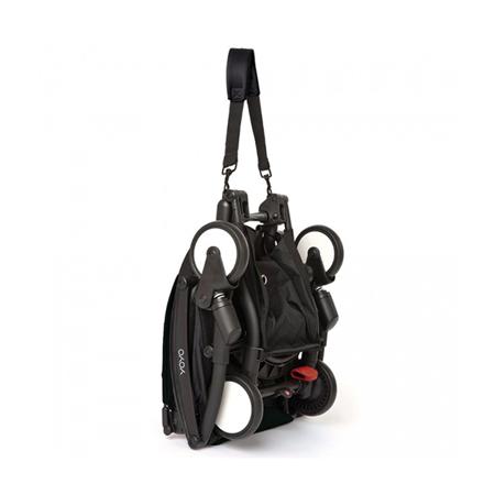 Slika Babyzen® YOYO+ Otroški voziček 6+ Black White Frame