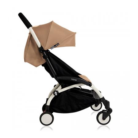 Immagine di Babyzen® YOYO+ Passeggino per bambini 6+ Taupe White Frame