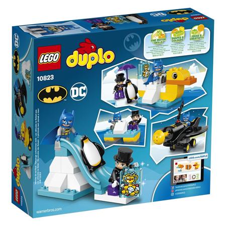 Immagine di Lego® Duplo Avventura sul Bat-Aereo