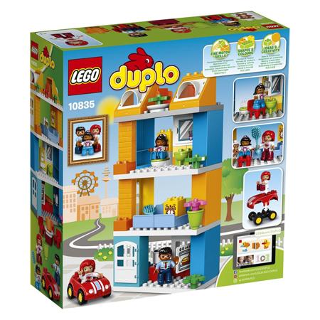 Immagine di Lego® Duplo Villetta Familiare