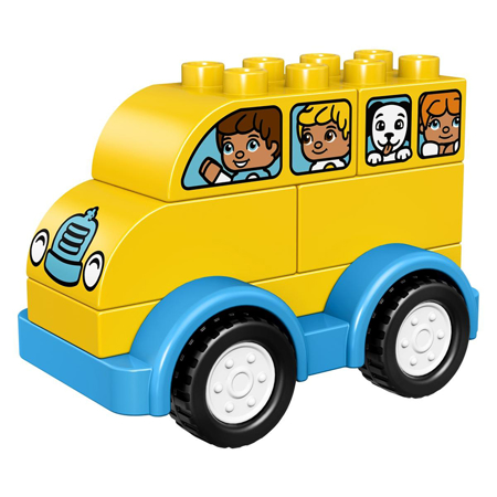 Immagine di Lego® Duplo Il mio primo autobus
