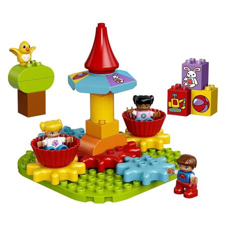 Immagine di Lego® Duplo La mia prima giostra