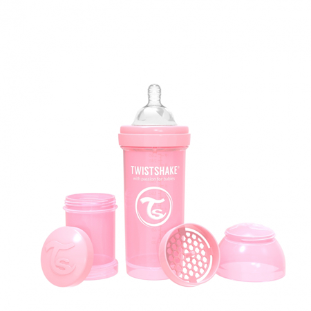 Immagine di Twistshake® Anti-Colic 260 ml Pastello