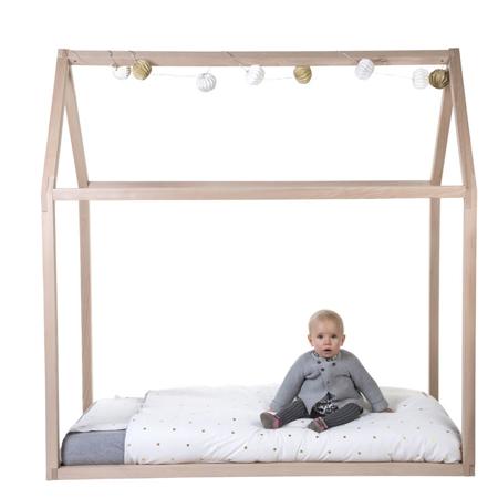 Childhome® Struttura letto Casa 70x140