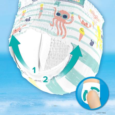 Immagine di Pampers® Mutandine Nuoto S3 12/1