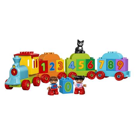 Immagine di Lego® Duplo Il treno dei numeri