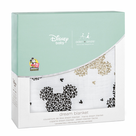 Aden+Anais® Copertina Disney Mickey's 90th 120x120
