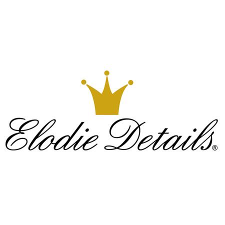 Picture of Elodie Details Pacifier Clip - Precious Preppy