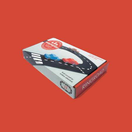 Immagine di Way to Play® Set di giochi Ringroad
