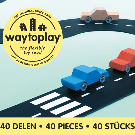 Immagine di Way to Play® Set di giochi King of the Road