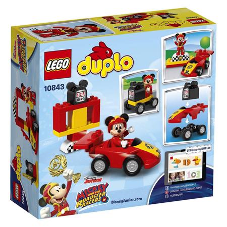 Immagine di Lego® Duplo Auto sportiva di Topolino