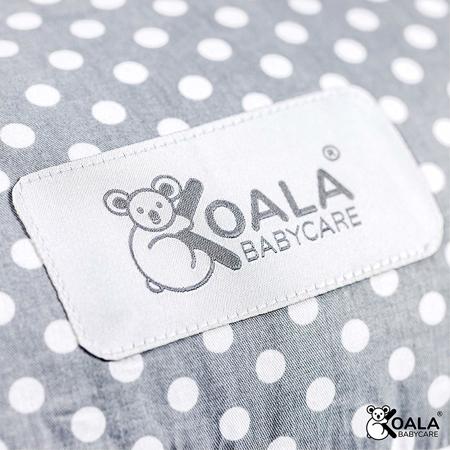 Immagine di Koala Babycare® Cuscino gravidanza Hug+ Comfy Grey