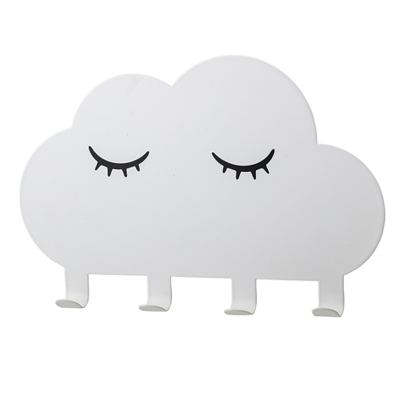 Picture of Bloomingville® Cloud Coat Hanger White