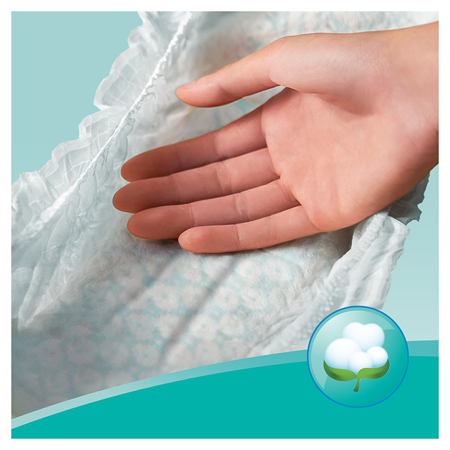 Immagine di Pampers® Pannolini Active Baby Dry taglia 4 (9-14 kg) 174 pz.