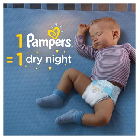 Immagine di Pampers® Pannolini Active Baby Dry taglia 6 (15 kg +) 124 pz.