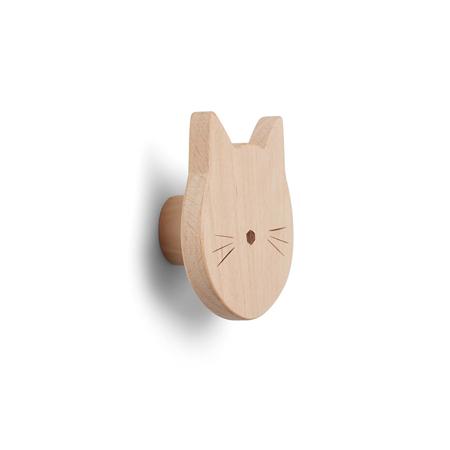 Immagine di Liewood® Appendiabiti in legno Cat