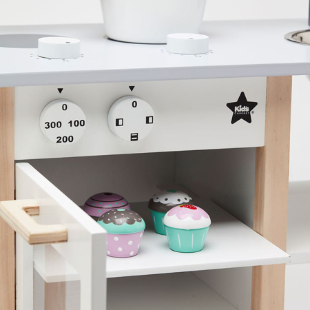 Picture of Kids Concept® Kitchen Natural/White