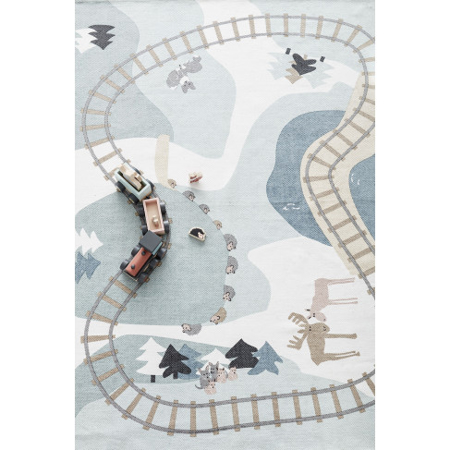 Kids Concept® Tappeto Woodland Edvin 130x170