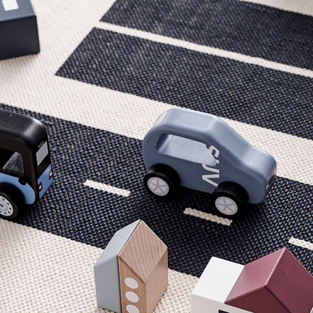 Kids Concept® Tappeto Aiden Mesto 90x130
